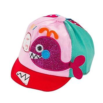 DaoRier 1pc 0-5months Sombrero de Bebé Nuevo Verano y Gorro de Ciruela Otoñal Sombrero de sol de Algodón Neonatal para Hombre y Bebé sol Sombrero: ...