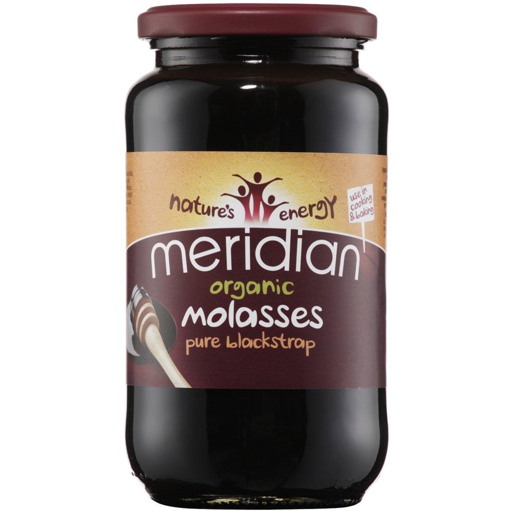 - Meridian - Organic Blackstrap Molasses | 740g | Bundle by Meridian Foods