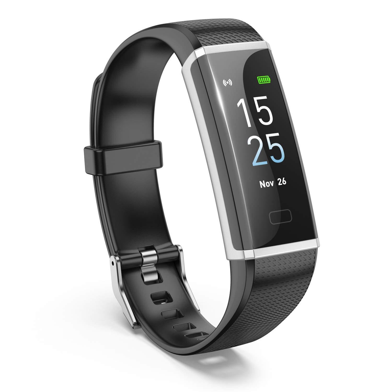 Amazon.com: HEALTHWOOD Fitness Tracker, Activity Tracker ...