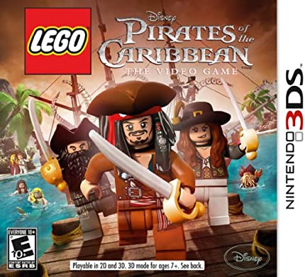 Amazon.com: LEGO Pirates of the Caribbean - PC: Video Games