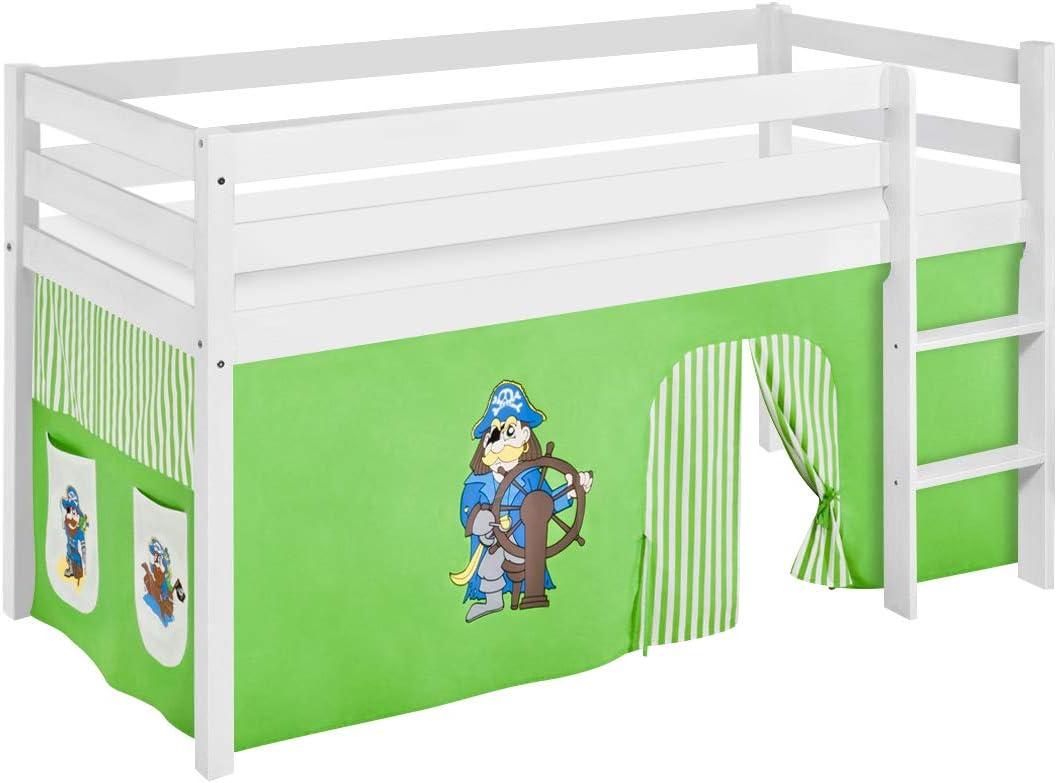 Lilo Kids jelle20 54kw de Pirata de Verde de S Parte Cama Jelle ...