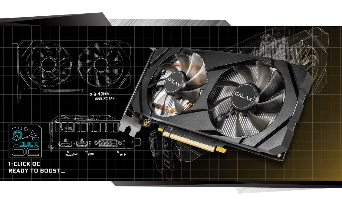 best GPU for gaming PC under 50000