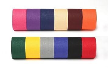 006a10fde466 Amazon.com  Athletic Tape - 12 Colors - Black