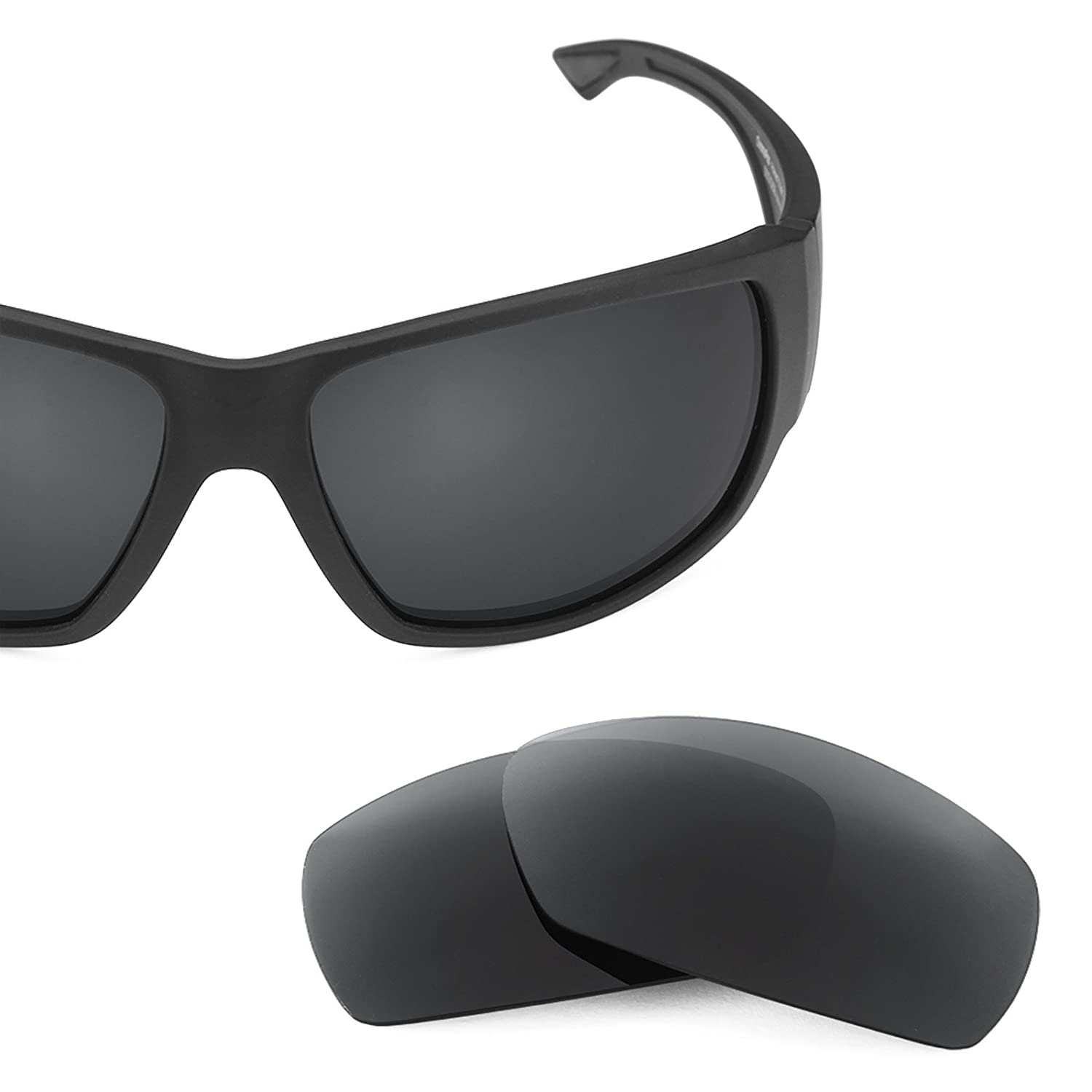 Revant Replacement Lenses for Smith Dockside 2 Pair Combo Pack K001