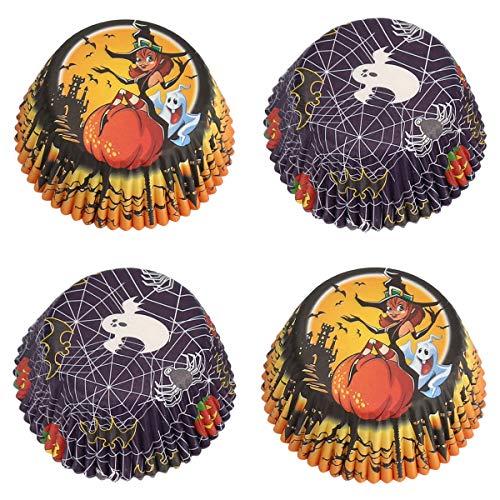 Gifbera Halloween Standard Cupcake 100 Count