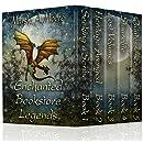 Enchanted Bookstore Legends (5-book complete epic fantasy romance box set)