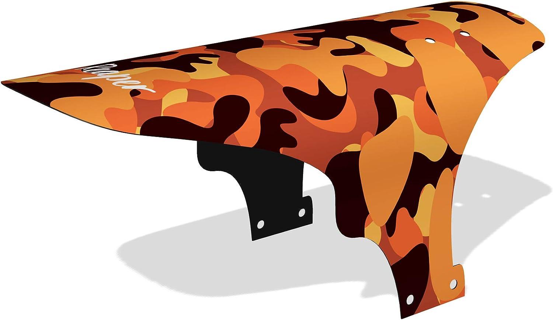 66 cm et 68,6 cm Reaper Accessories Garde-Boue Avant pour v/élo de Montagne Camouflage Fire pour Pare-Boue de 61 cm