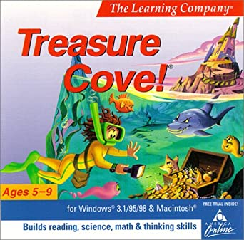 Treasure Cove (PC and Mac): Amazon ca: Computer and Video Games