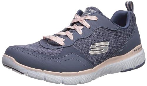 Skechers Flex Appeal 3.0 go Forward, Baskets Femme: Amazon