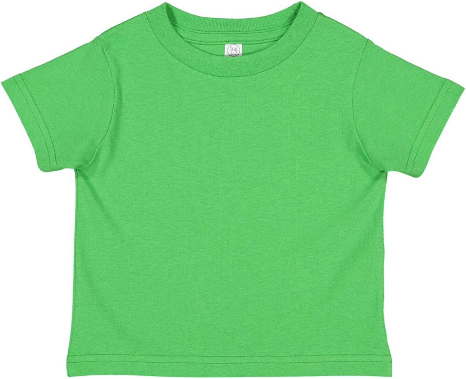 RABBIT SKINS 4.5 oz. Fine Jersey T-Shirt (3321)
