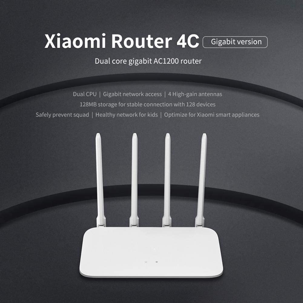 asterisknewly - Router inalámbrico para Antena remota, 4 ...