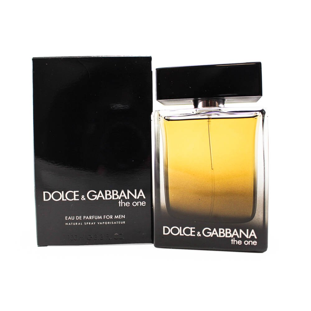 DOLCE GABBANA The One Eau de Parfum for Men, 3.3 Ounce