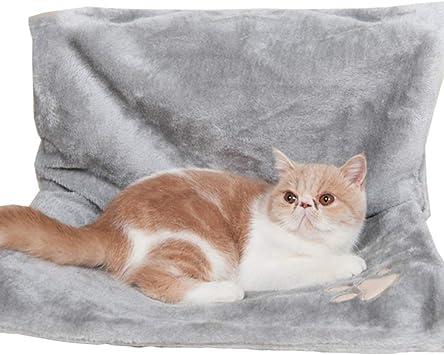 Authda Radiador de Cama Desmontable para Mascotas Gatos ...
