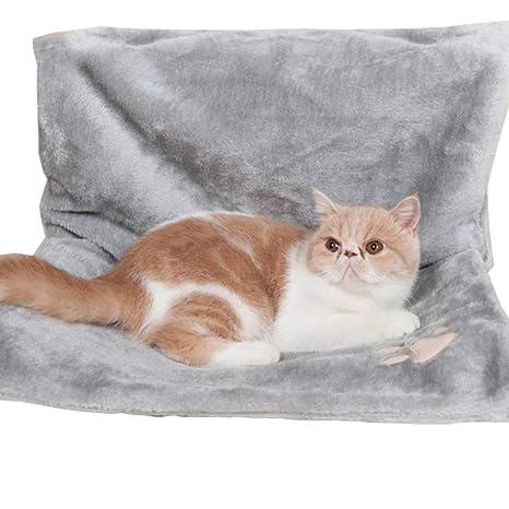 Authda Radiador de Cama Desmontable para Mascotas Gatos Perros ...