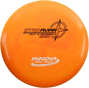Innova Star Aviar Putt & Approach Golf Disc [Colors May Vary]