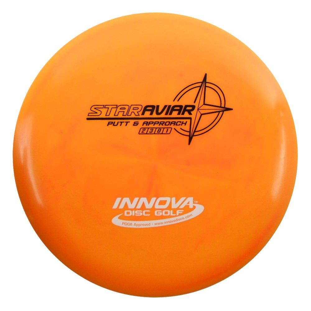 Innova Star Aviar Putt & Approach Golf Disc [Colors may vary] - 140-150g
