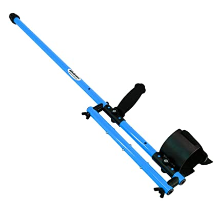 Amazon.com : Anderson Minelab Excalibur Metal Detector Blue Aluminum Over Under Shaft : Garden & Outdoor
