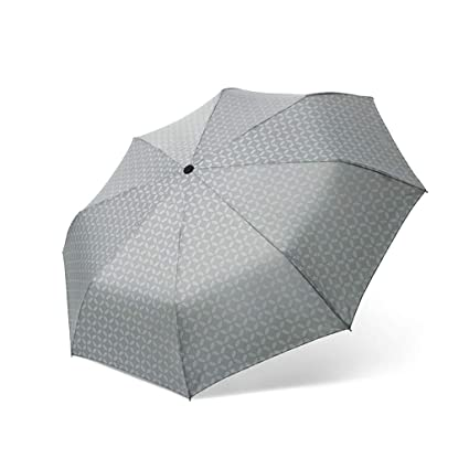 LGQ-HW Paraguas Plegable Paraguas Ligero Mini Paraguas Plegable ...