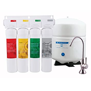 Watts Premier 531417 RO Pure Plus Reverse Osmosis Water Filter ...
