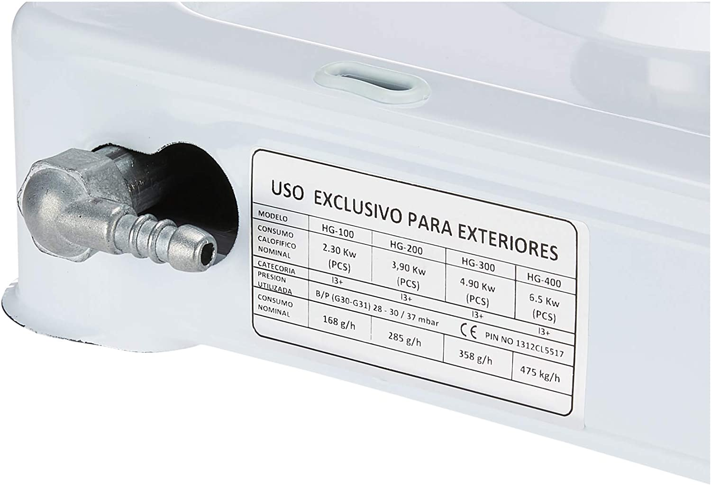 Fm - Cocina gas 2 fuegos hg200