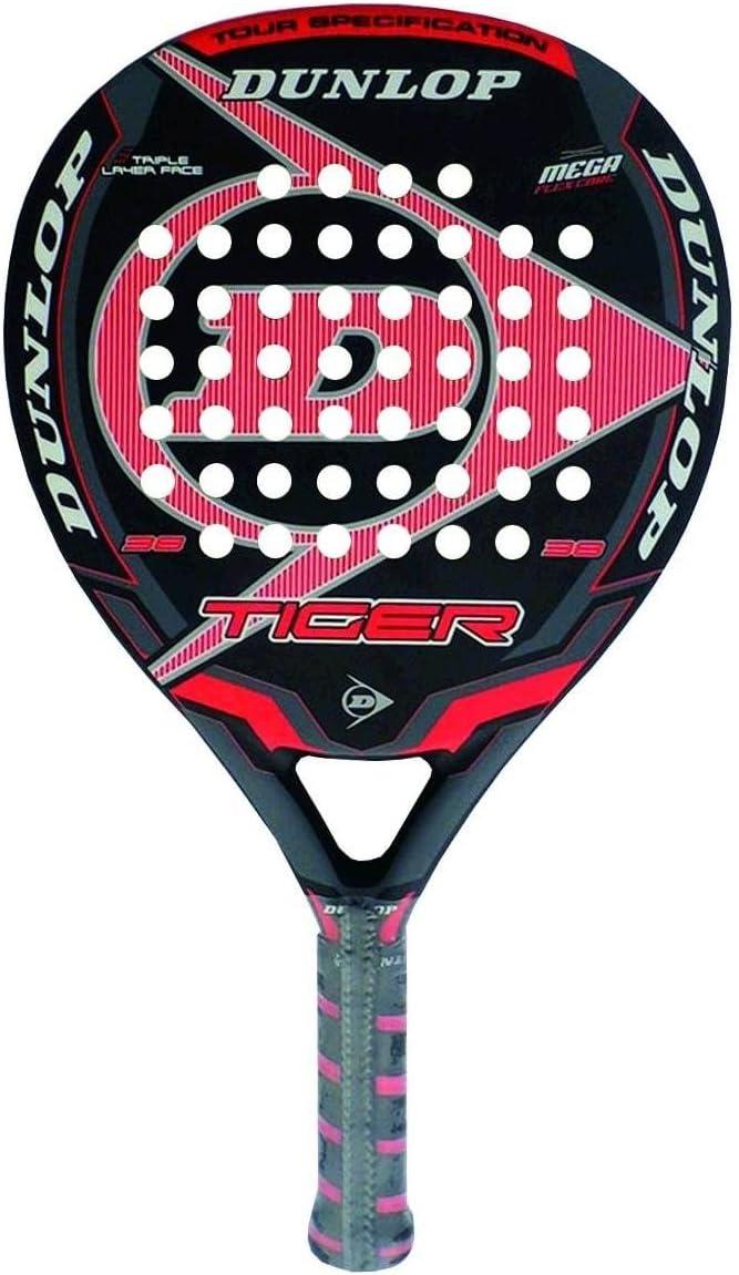 /Raquette de padel Rouge 38/mm Dunlop Tiger/