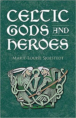 Celtic Gods and Heroes (Celtic, Irish): Amazon co uk: Marie