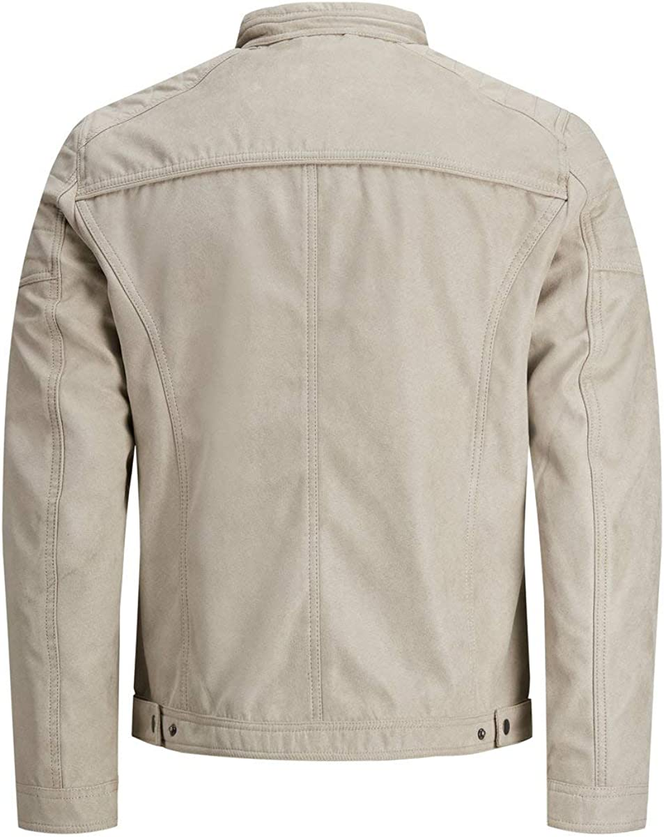 JACK /& JONES Jjerocky Jacket Noos Giacca Uomo