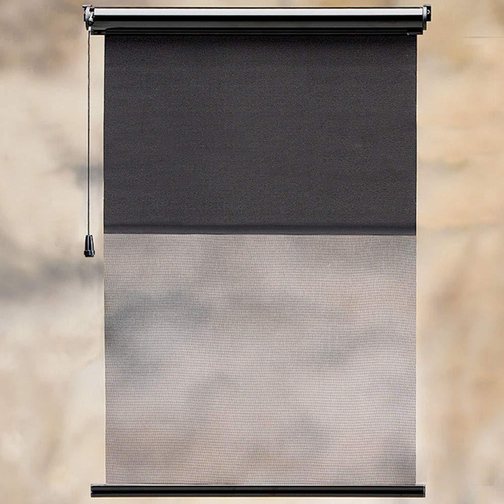 Carefree 12030ZA36L Black 30'' Maxi Side Visor
