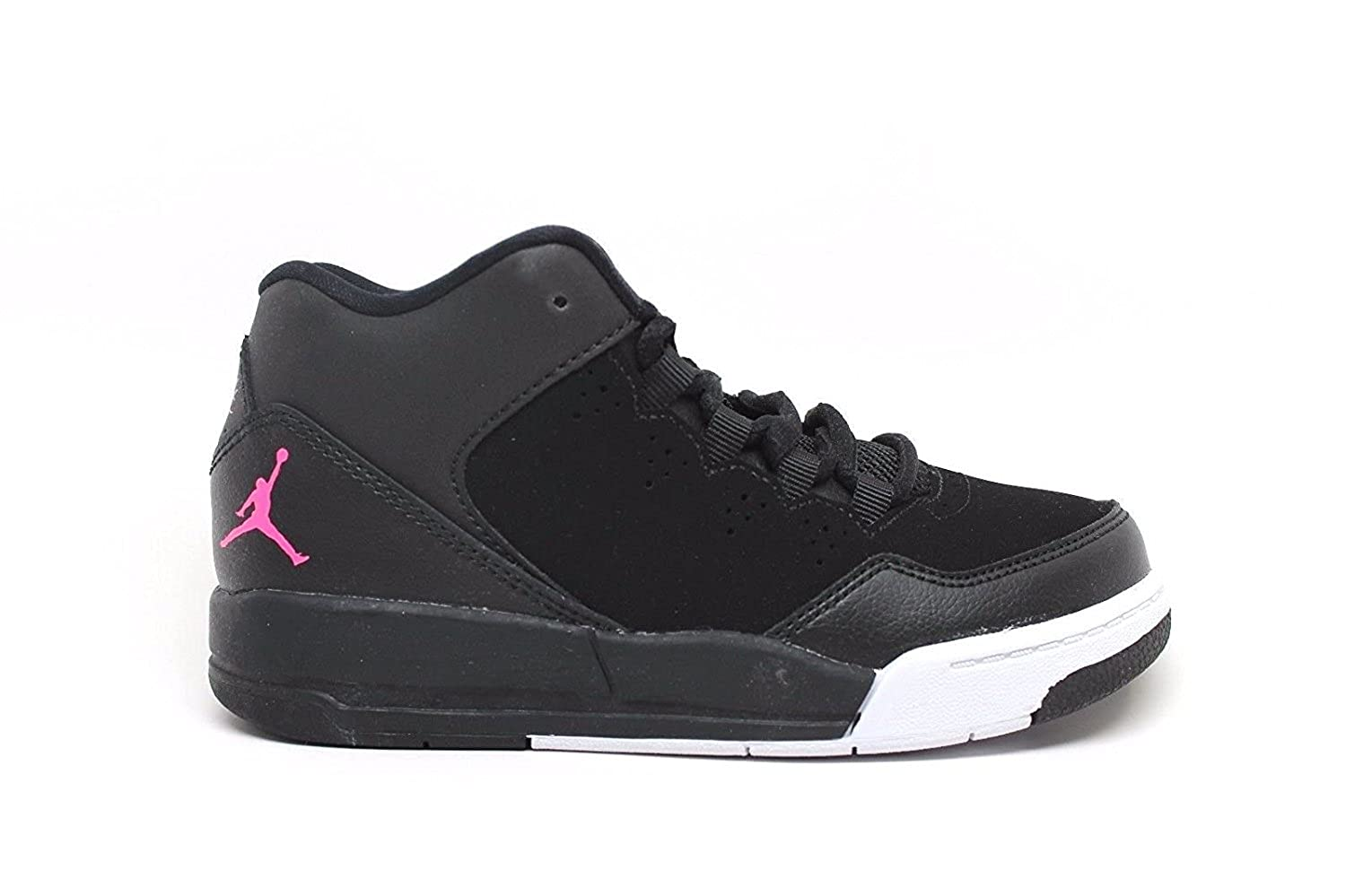buy popular e4072 c30a0 Jordan Flight Origin 2 Black/Hyper Pink-White (Little Kid)