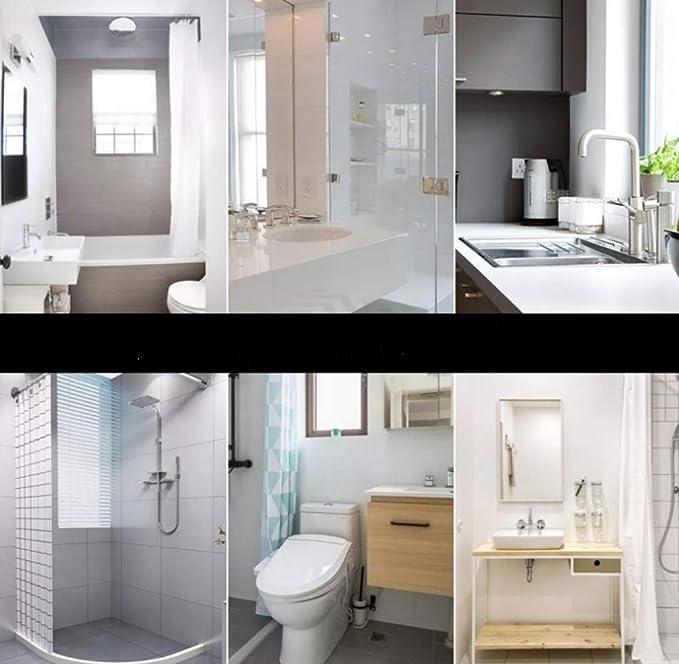 Manguera de silicona flexible para cocina, cuarto de baño, agua ...