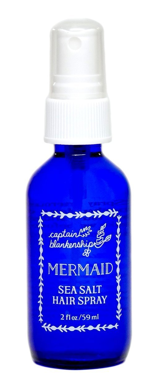 Captain Blankenship - Organic Mermaid Sea Salt Hair Spray (2 oz)