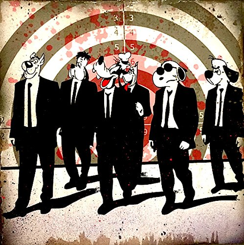 Reservoir Hounds by
