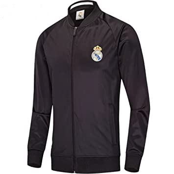 ce17a954a Amazon.com   Real Madrid Soccer Jacket Tracksuit for Unisex Men ...