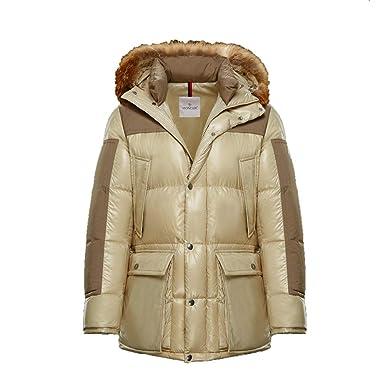 b06eef4b1 Moncler Men's Frey Down Jacket (5) at Amazon Men's Clothing store: