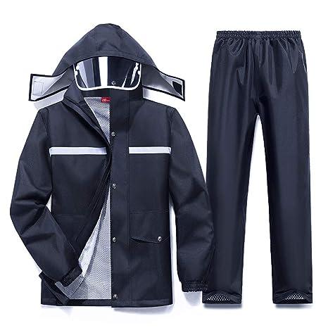 Chaqueta impermeable Abrigo Pantalones Traje Ropa ...