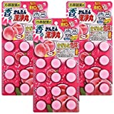 KOBAYASHI 小林制药 厨房卫生间下水道管道疏通泡腾片 蜜桃味 12片/个 3个装