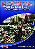 Fran Fraschilla: AAU Coaching Boys Basketball Series: Offensive Skill Development Drills (DVD)
