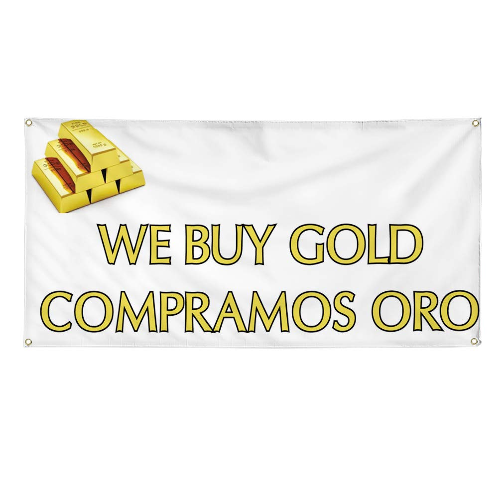 8 Grommets 44inx110in One Banner Vinyl Banner Sign Hari Extensions #1 Business Outdoor Marketing Advertising White Multiple Sizes Available