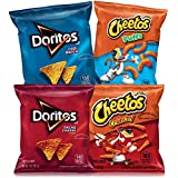 Frito-Lay Doritos & Cheetos Mix Variety Pack, 40 Count