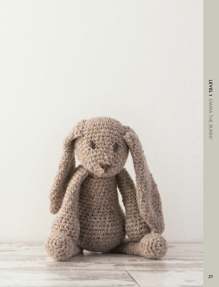 Edward\'s Menagerie: Over 40 soft and snuggly toy animal crochet ...