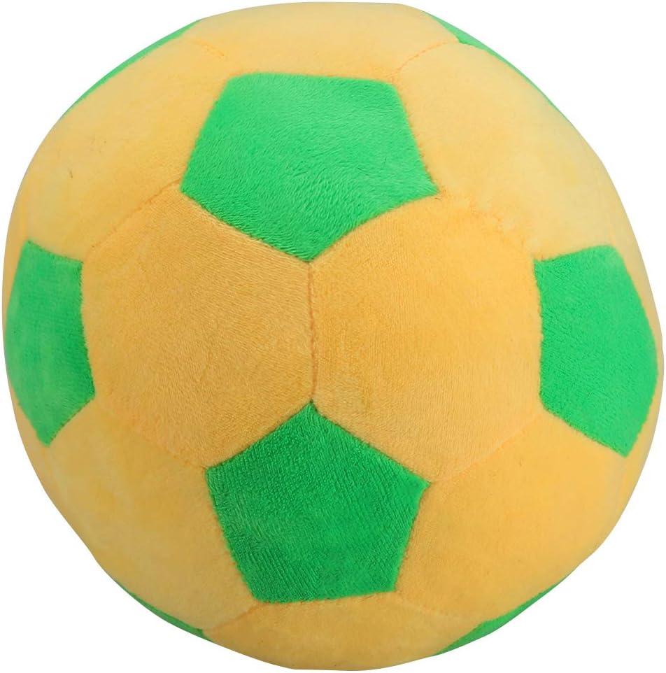 VORCOOL Balón de fútbol para niños Pelota de fútbol suave para ...