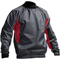 Gul Shore Untaped Spraytop Grey/Red ST0030-A6