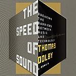 Speed of Sound   Thomas Dolby