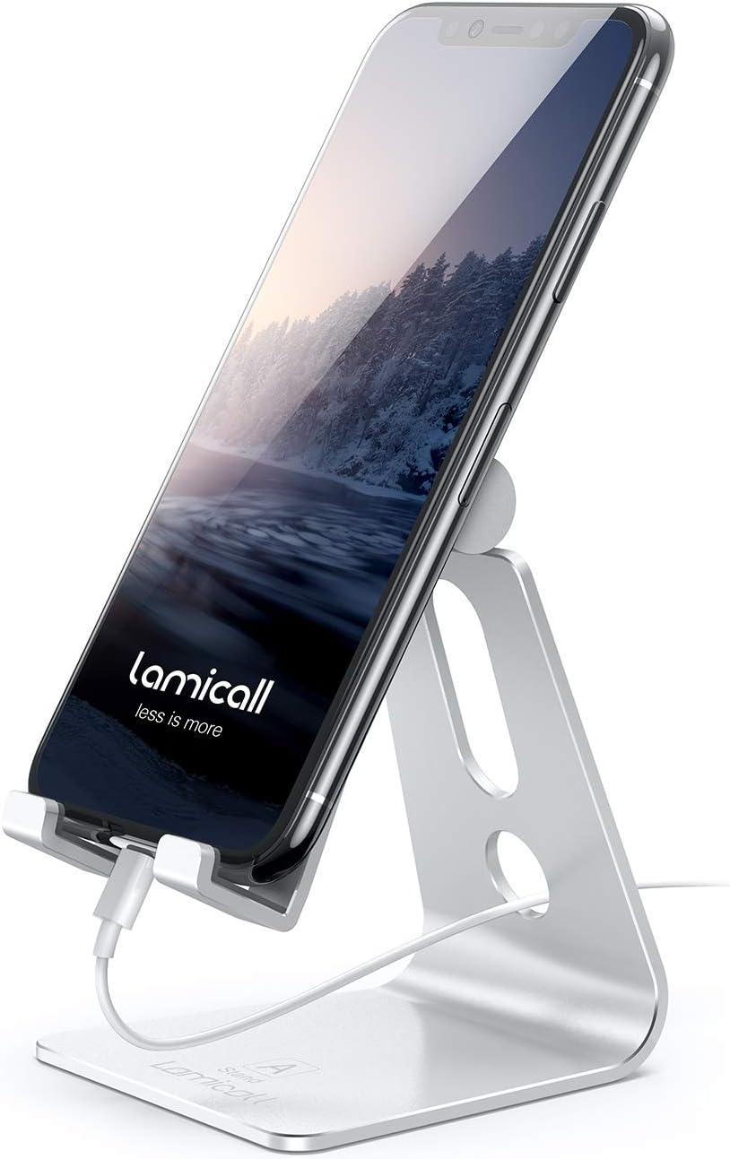 standing base cell phone holder