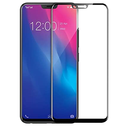 5d Tempered Glass For Vivo V9 5d Curved Edge 9h Amazon In Electronics