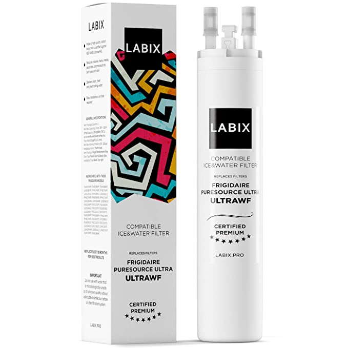 Review LABIX Water Filter -