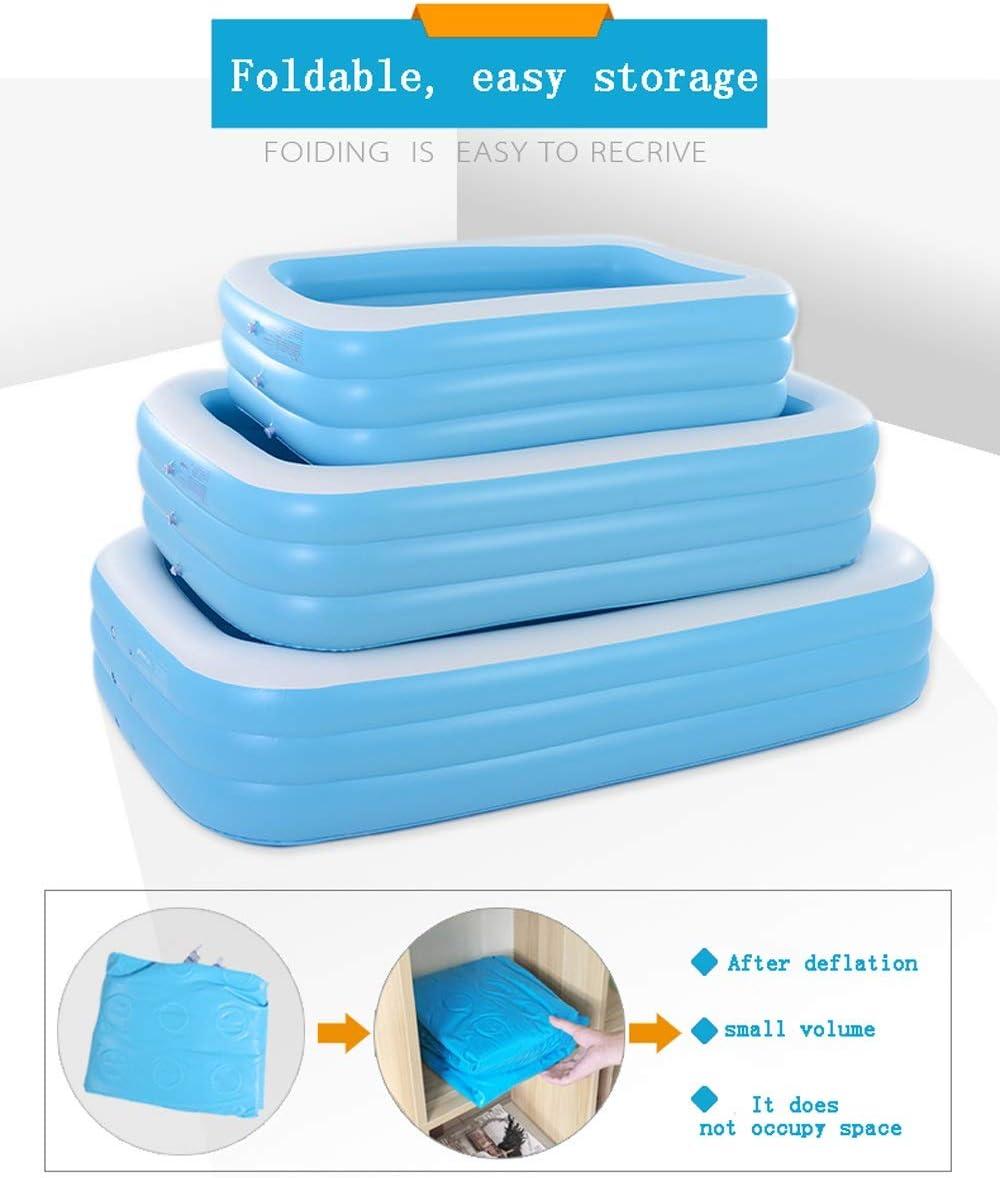 Vasca gonfiabile Vasca da bagno gonfiabile surdimensionata delle coppie Vasca da bagno gonfiabile per adulti eccessiva della casa Vasca da bagno pieghevole della vasca da bagno dei bambini Vasca da