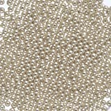 zink color beauty - Zink Color Nail Art Silver Caviar Beads 100Pc.