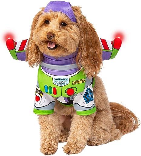 Rubies 200188_S Disney: Toy Story Buzz Lighttyear Disfraz para ...