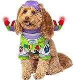 Disney's Toy Story - Buzz Lightyear Light-Up Pet Costume, Size M